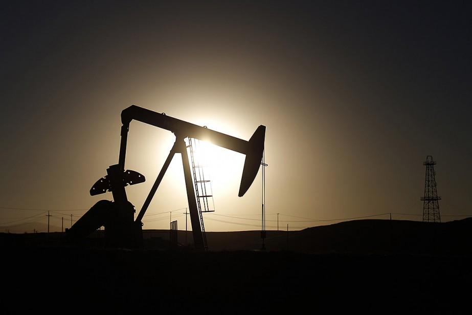 Le pétrole américain a clôturé près de son... (Photo Lucy Nicholson, archives REUTERS)