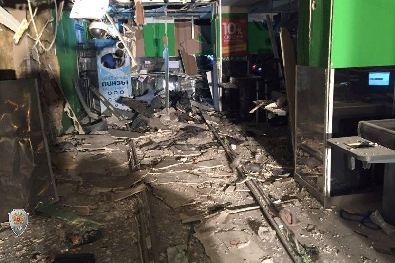 L'attaque a visé un centre commercial à Saint-Pétersbourg.... (REUTERS)