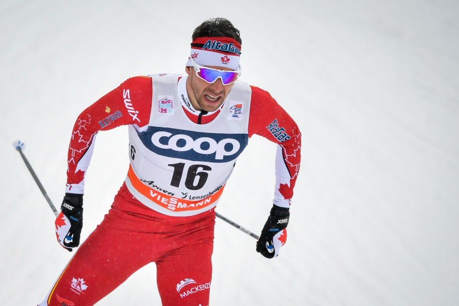 Alex Harvey... (Photo Fabrice COFFRINI, AFP)