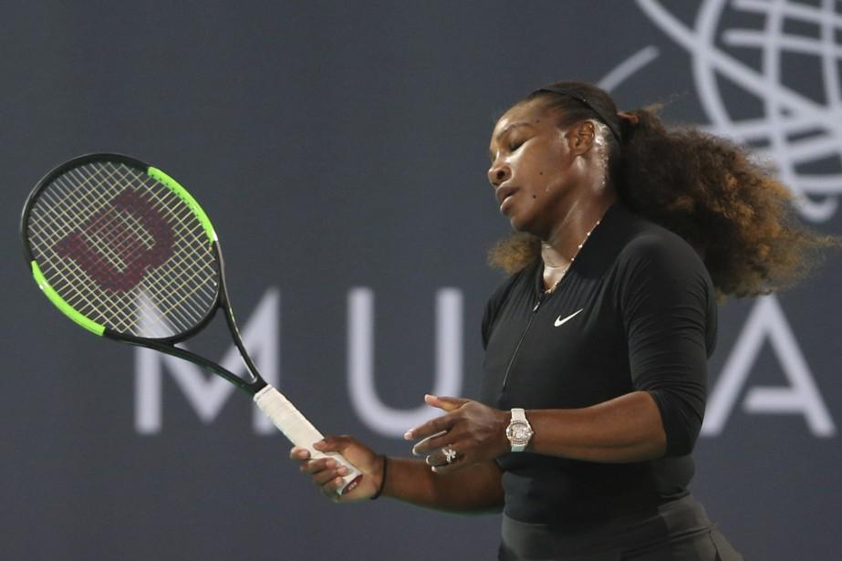 Serena Williams sera de retour sur le terrain... (Photo Kamran Jebreili, AP)