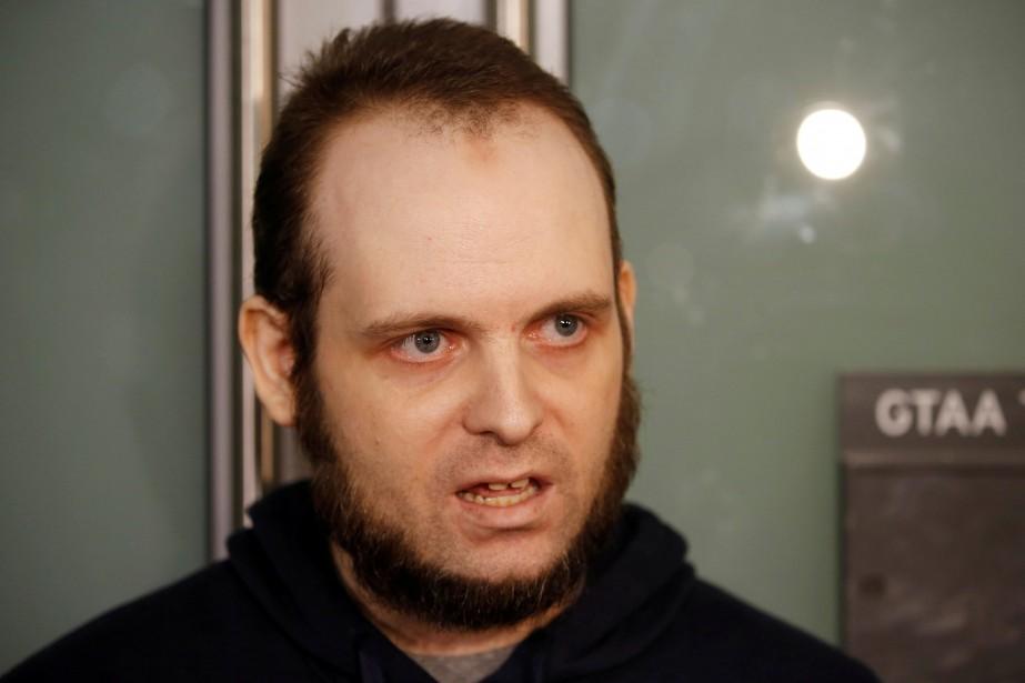 Le Canadien Joshua Boylea été relâché récemment après... (Photo Mark Blinch, archives Reuters)