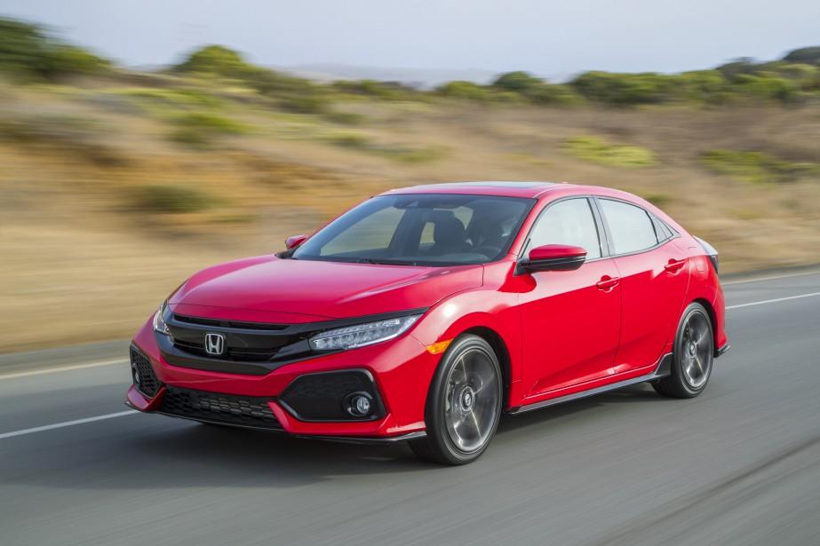 La No 1 canadienne des ventes de voitures... (photo : AP)