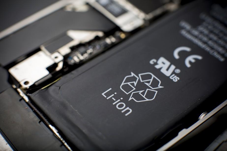Les piles rappelées, qui ont été fabriquées en... (Bloomberg)