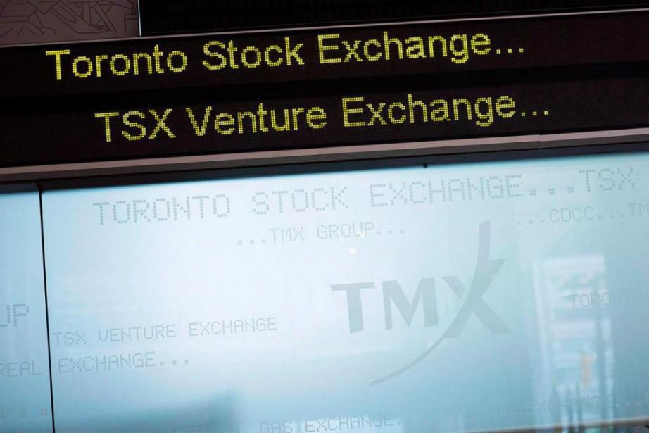 À la Bourse de Toronto, la valeur des... (PHOTO AARON VINCENT ELKAIM, ARCHIVES LA PRESSE CANADIENNE)