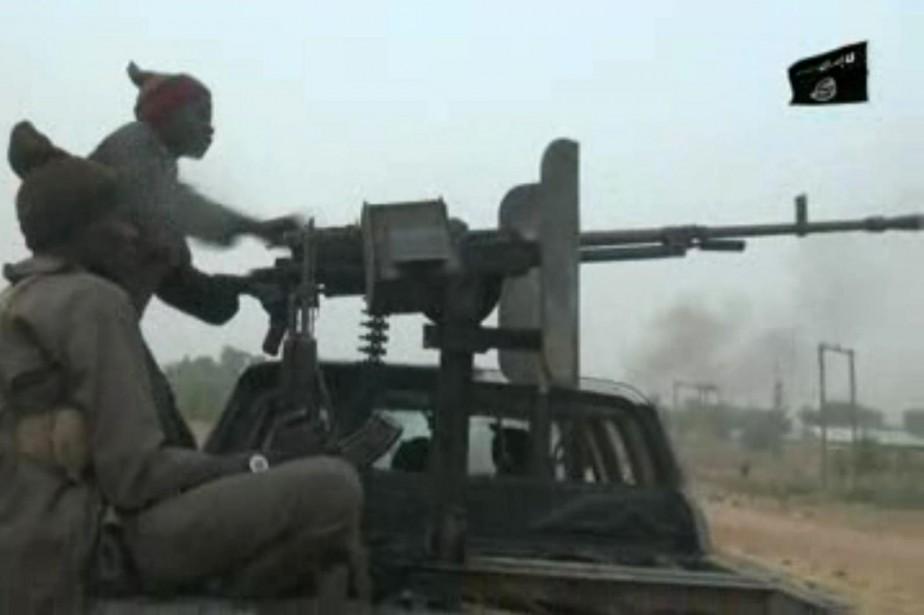 Dans une vidéo diffusée cette semaine, Abubakar Shekau... (AFP)