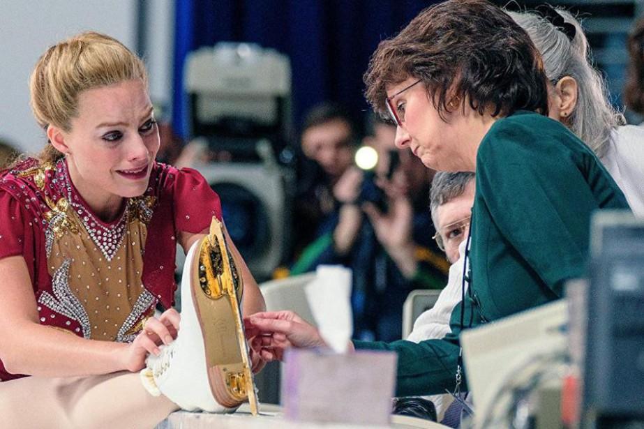 Margot Robbie et Lisa Kaye Kinsler dans I,... (Photo fournie par VVS)