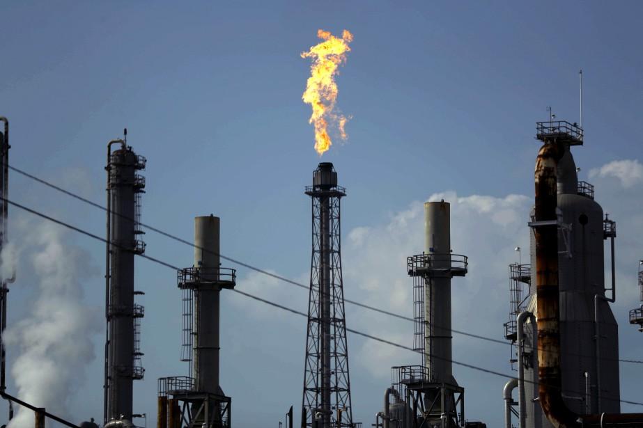 Le prix du pétrole new-yorkais a reculé... (Photo Gregory Bull, archives AP)