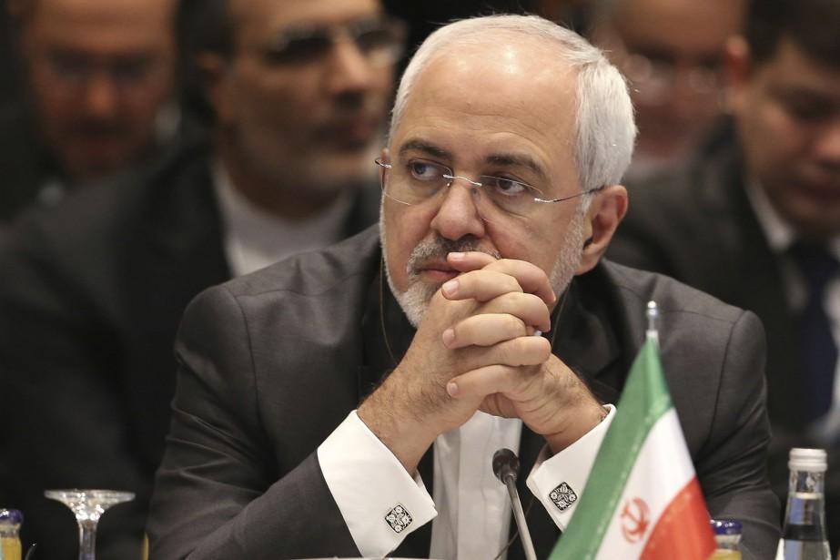 Mohammad Javad Zarif... (Photo Arif Hudaverdi Yaman, archives Associated Press)