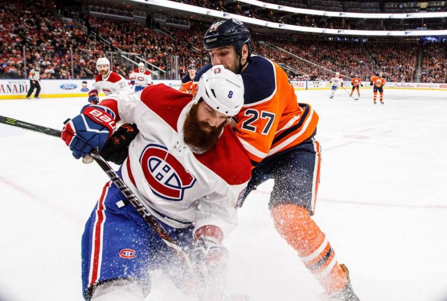 «Quand Shea n'est pas sur la glace, ce... (PhotoJason Franson, archives La Presse canadienne)