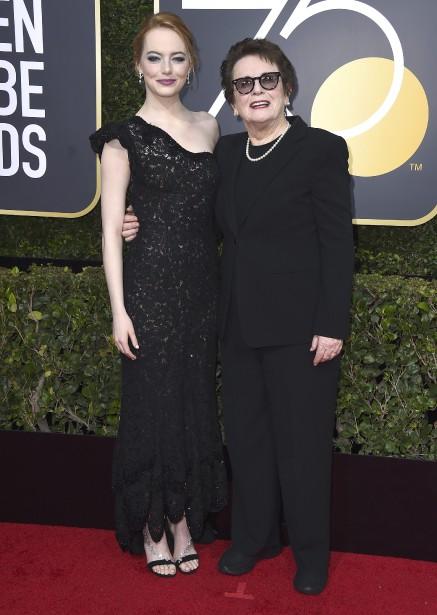 Emma Stone était en nomination comme meilleure actrice pour