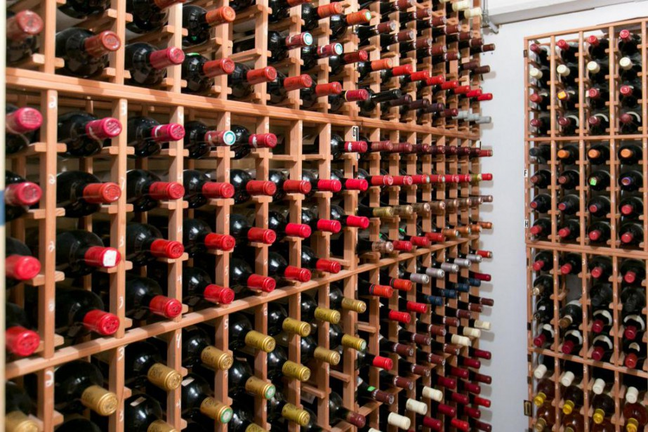 Pour profiter au maximum de ses vins de... (Photo Hugo-Sébastien Aubert, Archives La Presse)