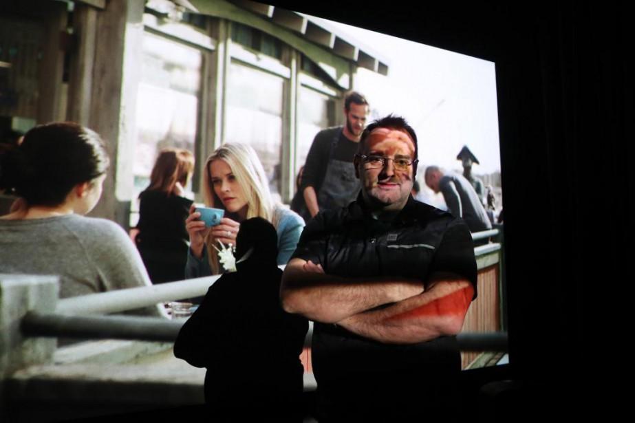 Marc Côté, président de Fake Studio, à qui... (Photo Martin Chamberland, La Presse)