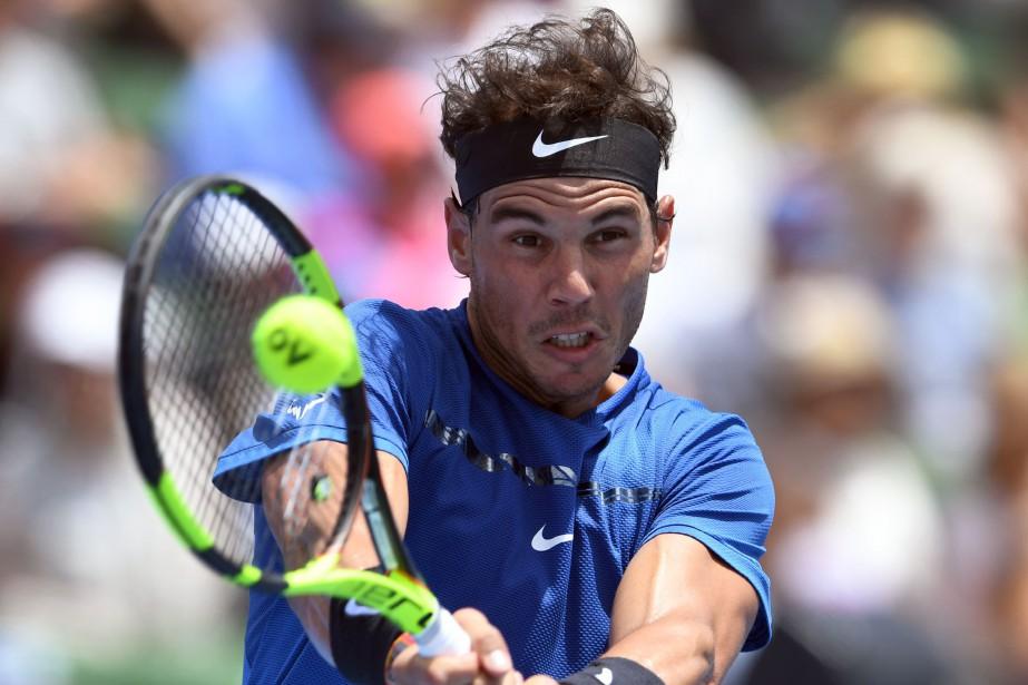 Rafael Nadal... (Photo William West, AFP)