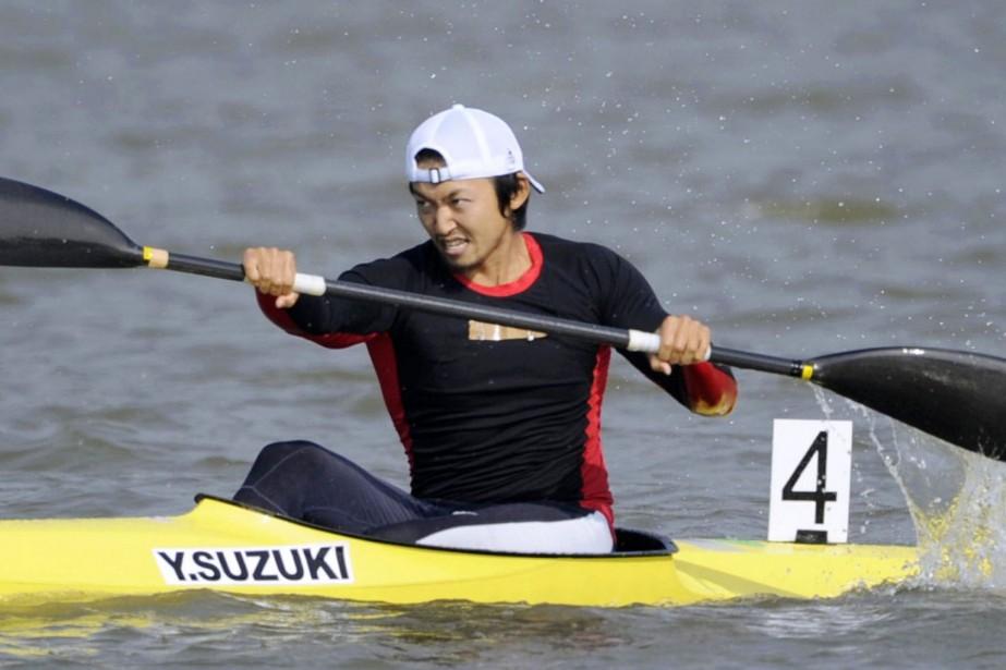 Yasuhiro Suzuki... (Photo AP)