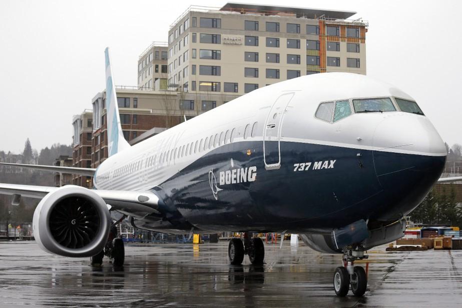 L'action Boeing prenait 1,55% à 314,85 dollars vers... (AP)