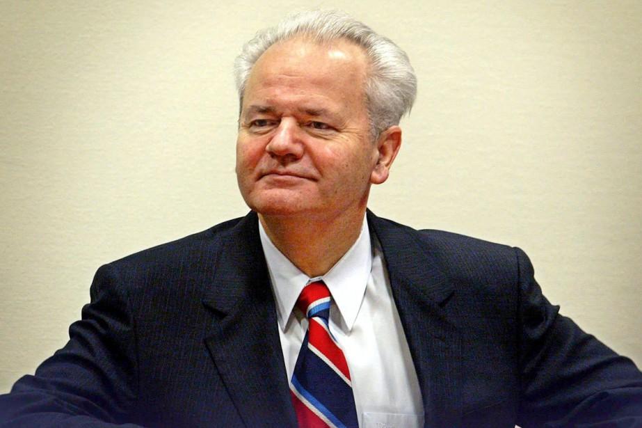 Une comédie musicale consacrée à Slobodan Milosevic est... (PHOTO ARCHIVES AFP)