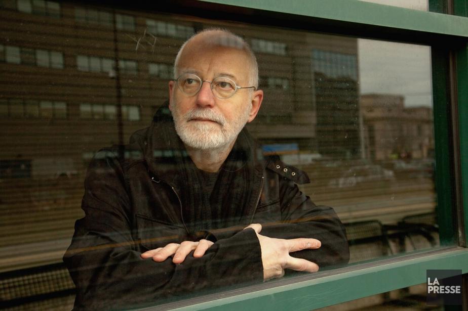 L'artiste contemporain québécois Raymond Gervais est décédé le... (Photo Robert Etcheverry, archives La Presse)