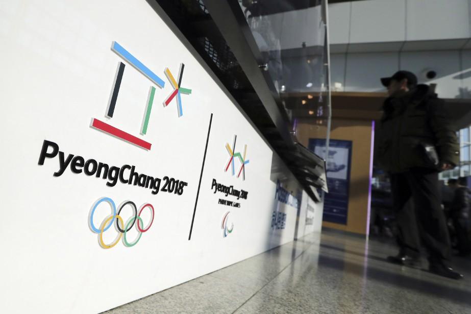 Les JO de PyeongChang se tiendront du 9... (PHOTO AP)