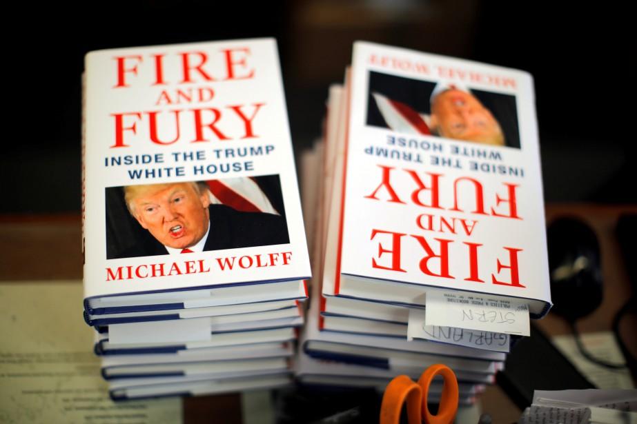 Donald Trumpa multiplié les annonces sur le sujet... (Photo Carlos Barria, Reuters)