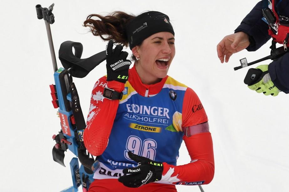Rosanna Crawford... (Photo Christof Stache, AFP)