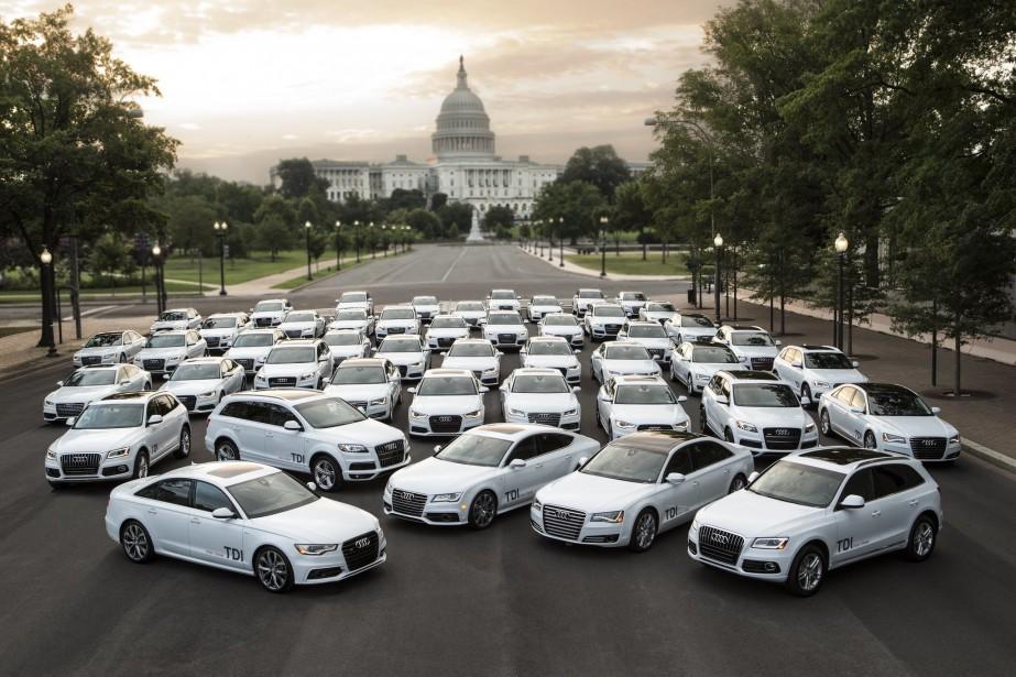 La stratégie de design des «poupées russes», qui... (Photo : Audi USA)