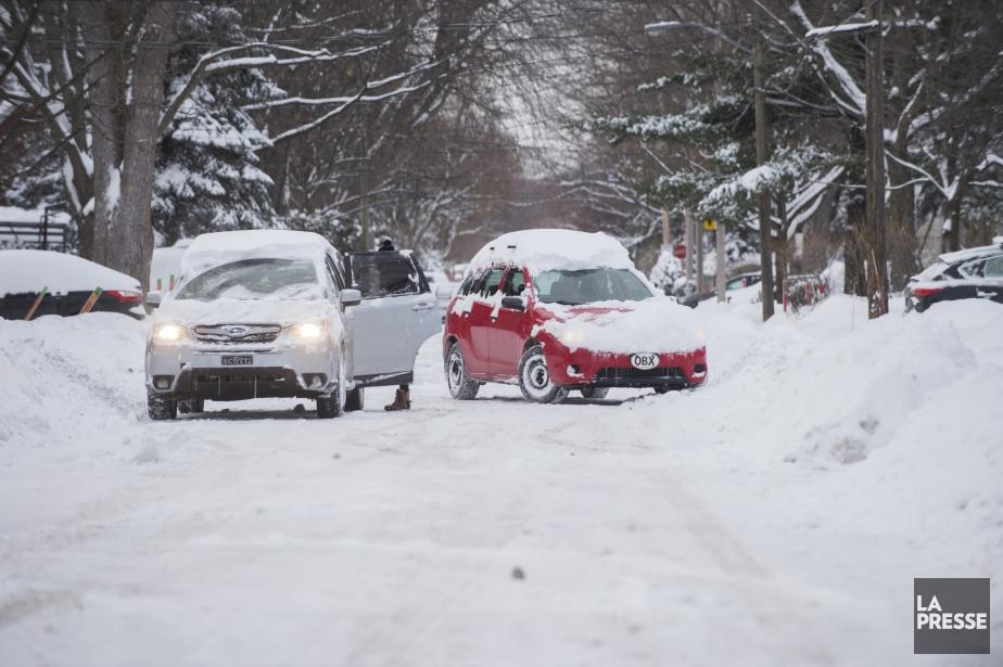 Pluie, verglas, grésil et neige: les routes seront périlleuses | National