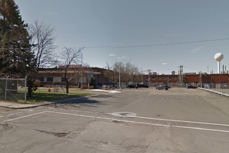Cette usine Ledvance, qui s'appelait auparavant Sylvania Electric,... (PHOTO GOOGLE MAPS)