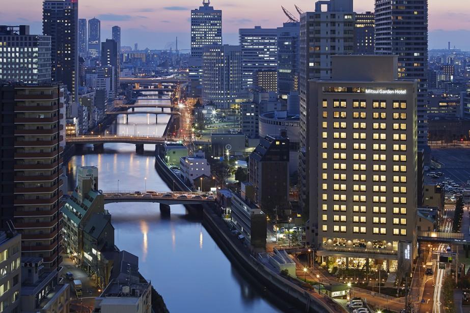 Osaka... (Photo archives The New York Times)