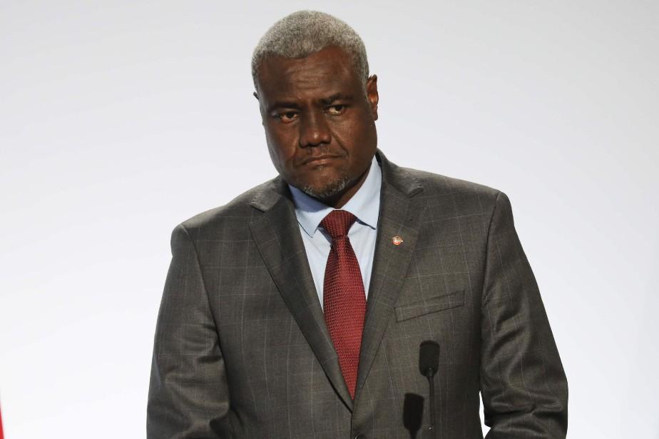 L'Union africaine (UA) a qualifié les remarques de... (Photo Ludovic Marin, archives AFP)