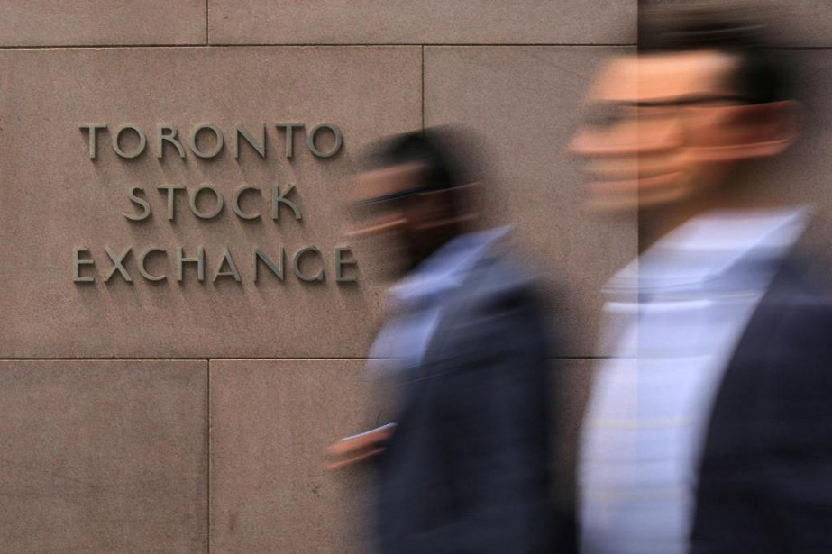 La Bourse de Toronto a clôturé la... (Photo Chris Helgren, archives Reuters)