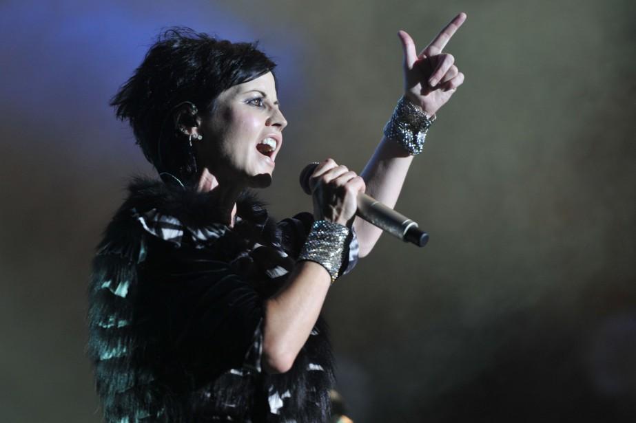 Dolores O'Riordanen 2009.... (ARCHIVES AFP)