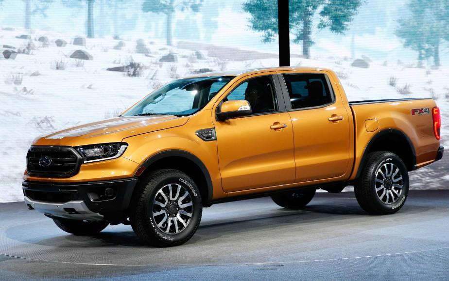 Le Ranger 2019 revient après une absence de huit ans sur le marché nord-américain. Il avait continué d'exister hors de l'Amérique du Nord, là où un pick-up intermédiaire est considéré comme un gros véhicule. | 15 janvier 2018