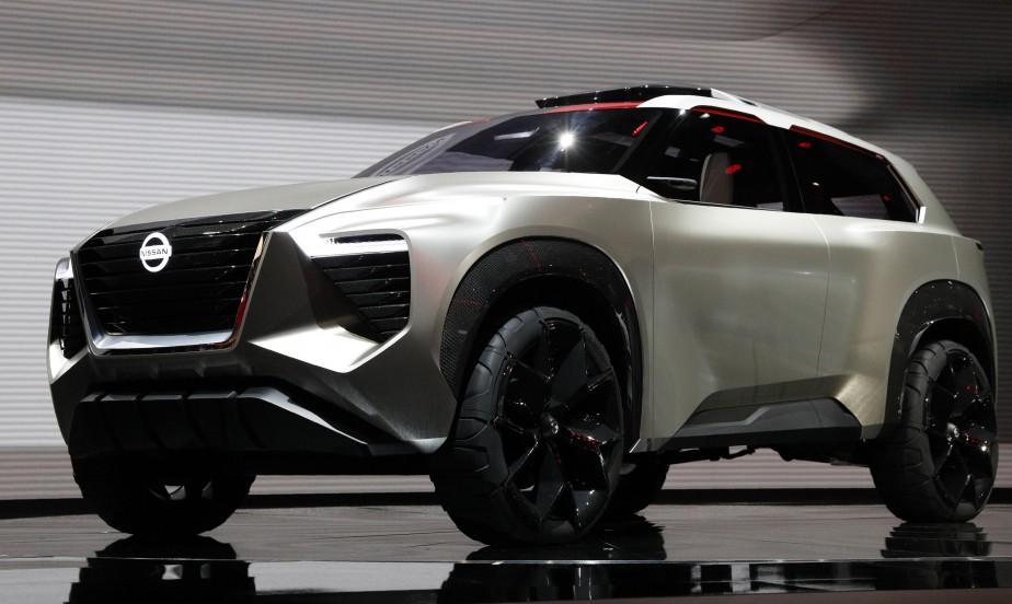 Le X-Motion de Nissan. | 15 janvier 2018