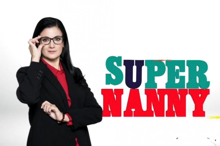 La déclinaison portugaise de l'émission Super Nanny, mettant... (CAPTURE D'ÉCRAN)