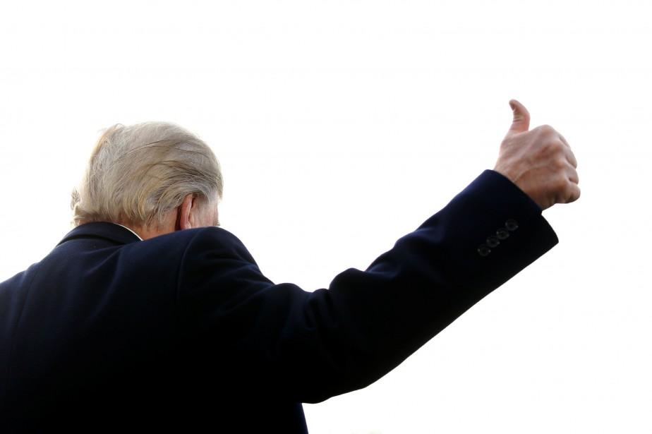 Donald Trump... (PHOTO Jonathan Ernst, archives REUTERS)