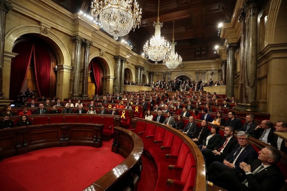 Les indépendantistes peuvent garder le contrôle du Parlement... (Photo Albert Gea, REUTERS)