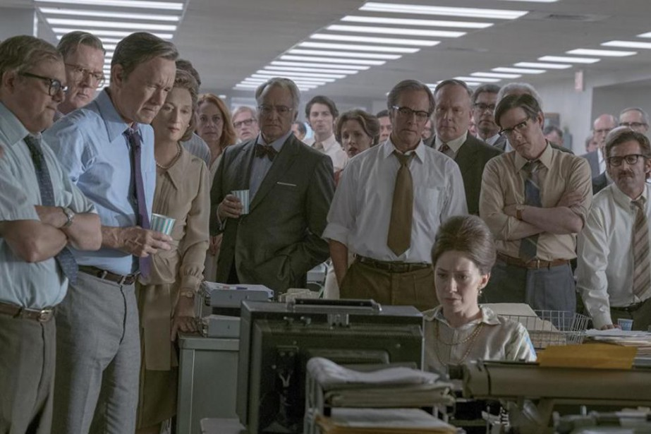 The Post de Steven Spielberg... (Photo fournie par Fox)