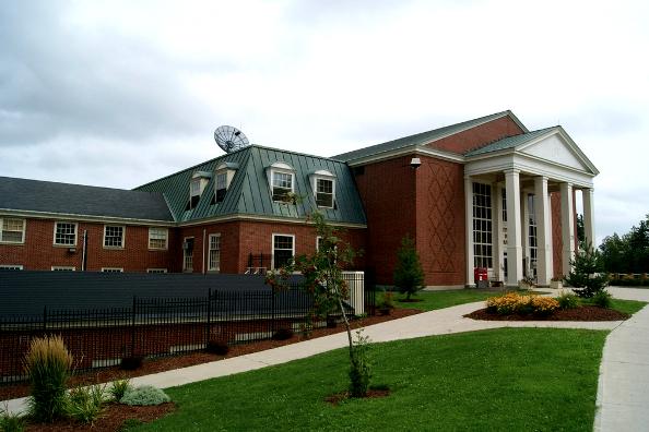 L'équipe de sécurité du campus de l'Université du... (Photo tirée de commons.wikimedia.org)