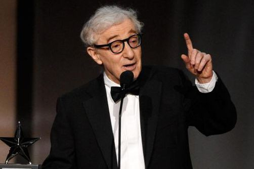Woody Allen... (PHOTOCHRIS PIZZELLO, ARCHIVES ASSOCIATED PRESS)
