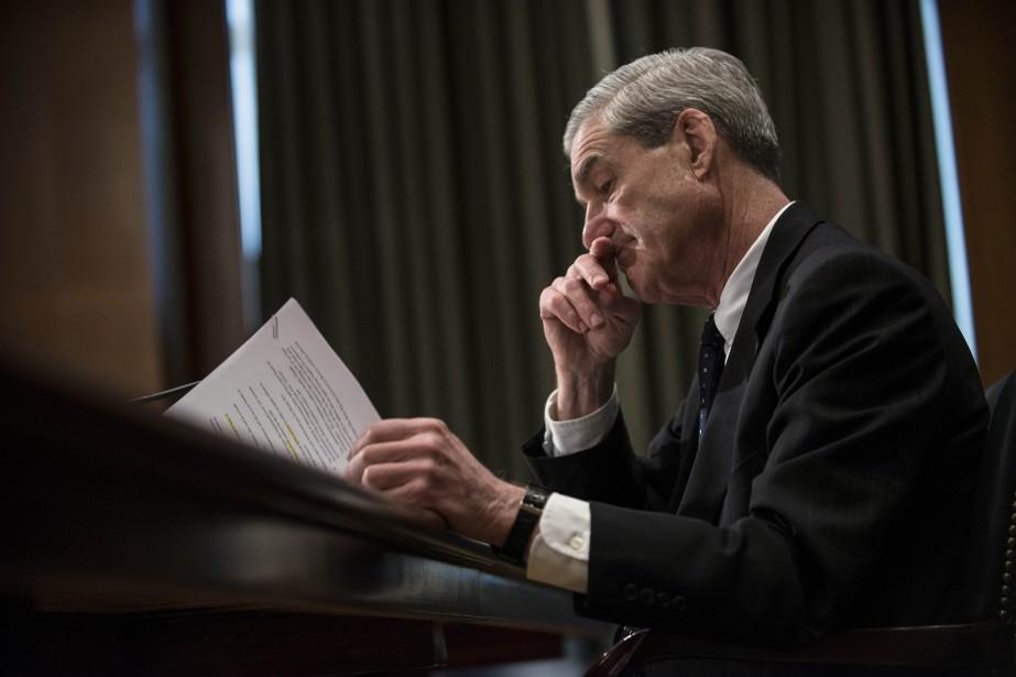 Le procureur spécialRobert Mueller.... (PHOTO ARCHIVES AFP)