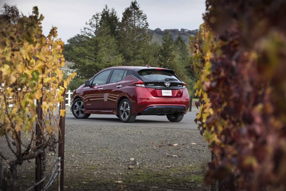 Nissan Leaf - ()