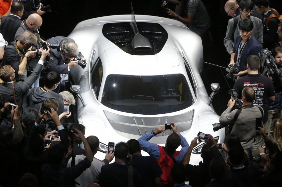 En septembre dernier, la presse automobile s'est pâmée autour de... | 2018-01-18 00:00:00.000