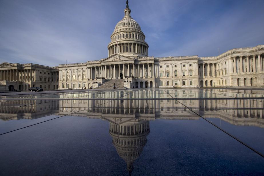 La majorité républicaine souhaite voir adopter un budget... (ARCHIVES AP)