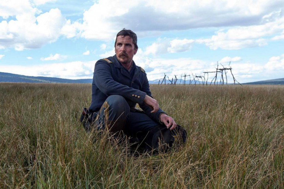 Christian Bale dans Hostiles... (Photo fournie par Yellow Hawk, Inc.)