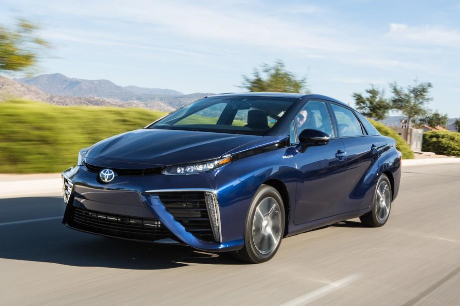 Toyota Mirai - Essence, diesel, hybride, hybride rechargeable, électrique et... | 2018-01-19 00:00:00.000