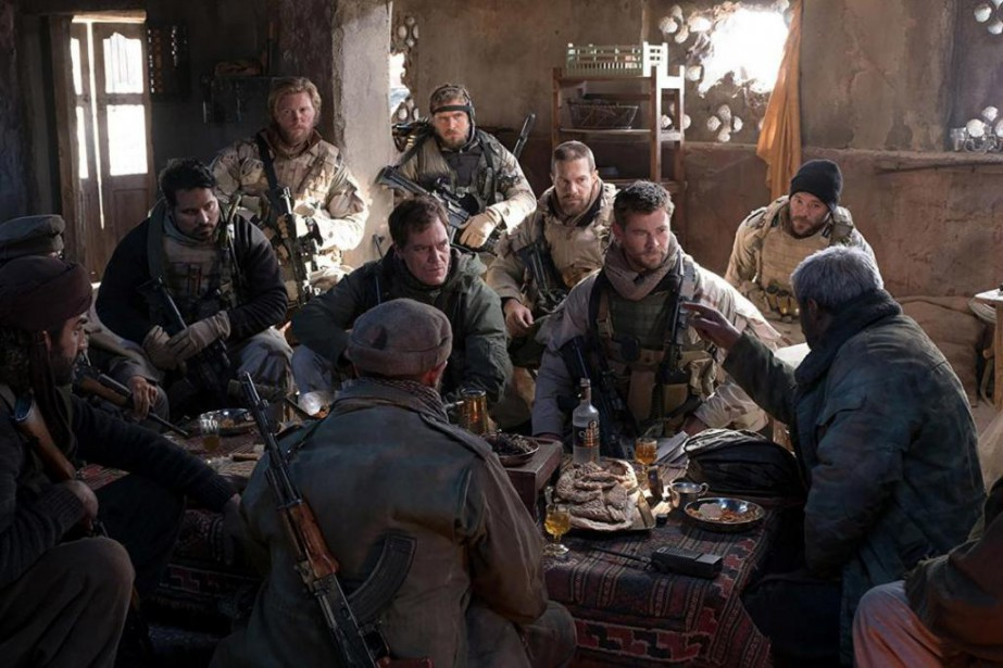 12 Strong... (PHOTO FOURNIE PAR WARNER BROS.)