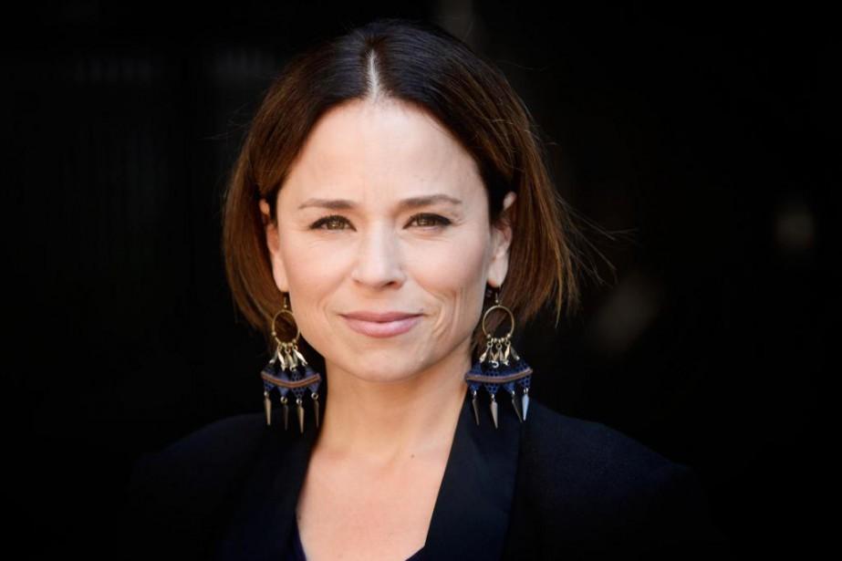 La comédienne québécoise Suzanne Clément... (PHOTO BERNARD BRAULT, archives LA PRESSE)