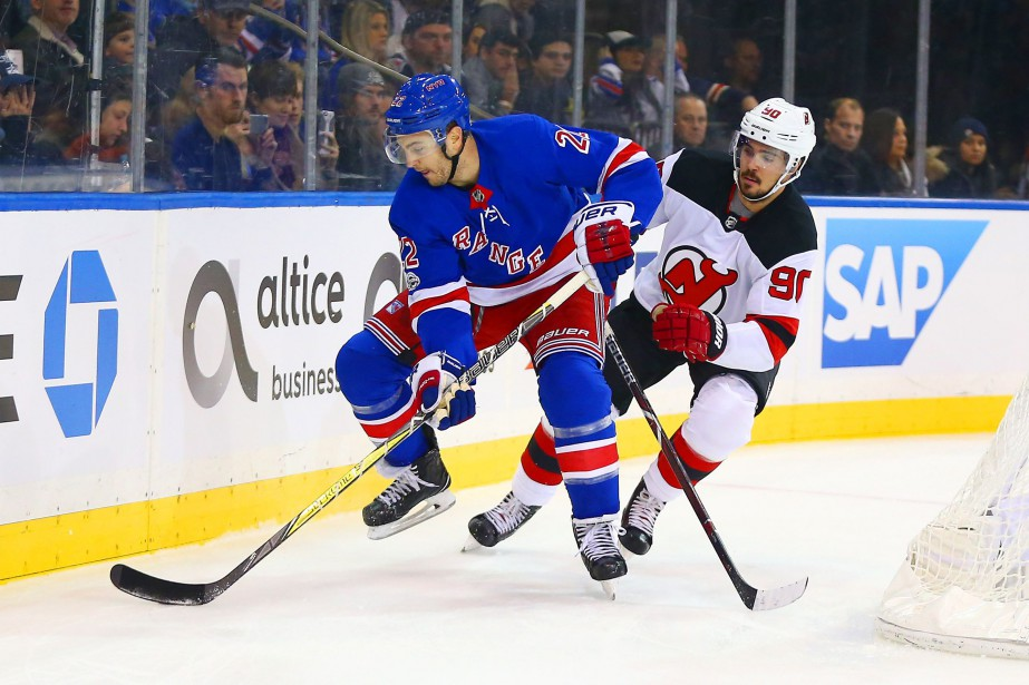 Kevin Shattenkirk (22) a inscrit a inscrit cinq buts... (Photo Andy Marlin, USA TODAY Sports)