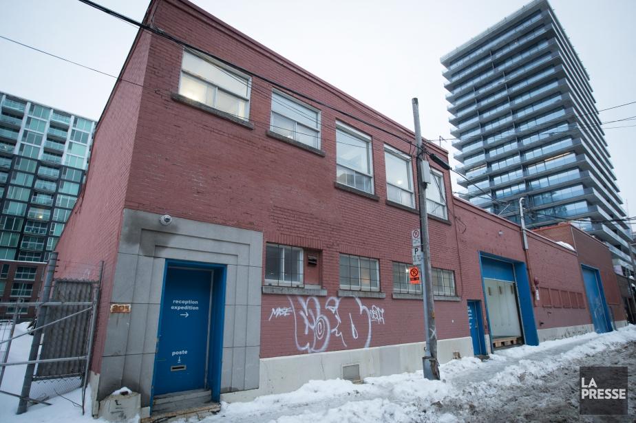 Le projet, approuvé par la Ville, est au... (PHOTO OLIVIER JEAN, LA PRESSE)