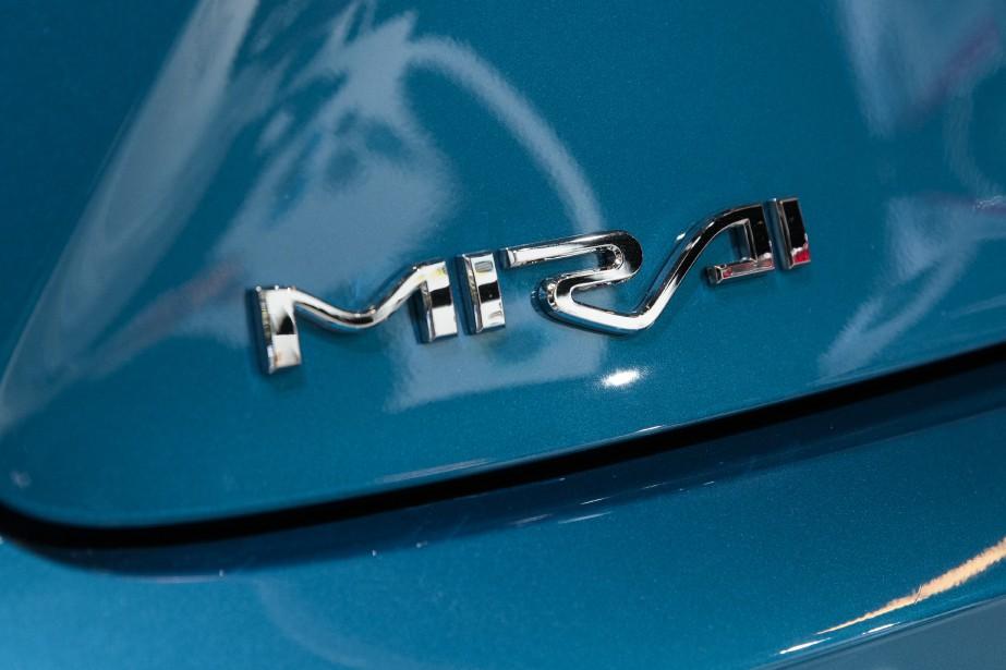 La Toyota Mirai au Salon de l'auto de Montréal | 22 janvier 2018